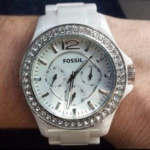 Fossil Ceramic Watch